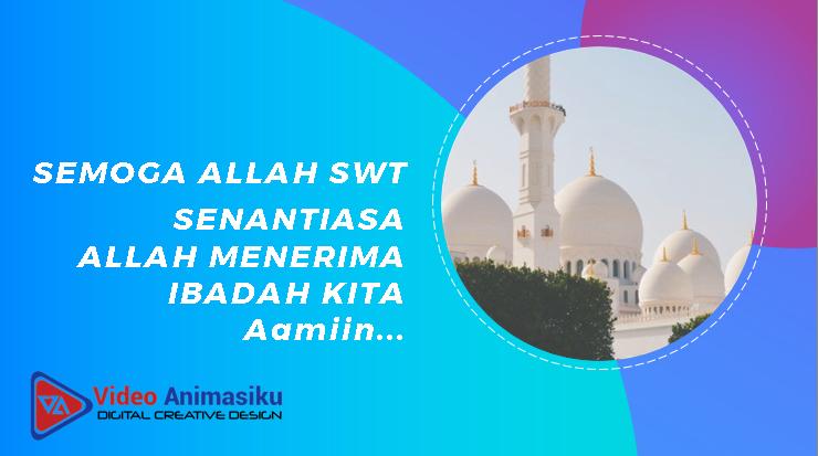 Video Maaf Ramadhan