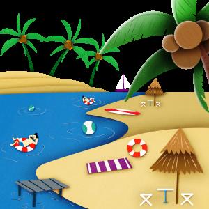 Video Pariwisata Pantai