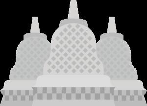 Wisata Indonesia di Borobudur