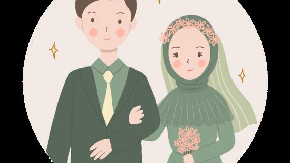 Video Undangan Pernikahan Digital Gresik Jawa Timur dengan Desain yang Elegan
